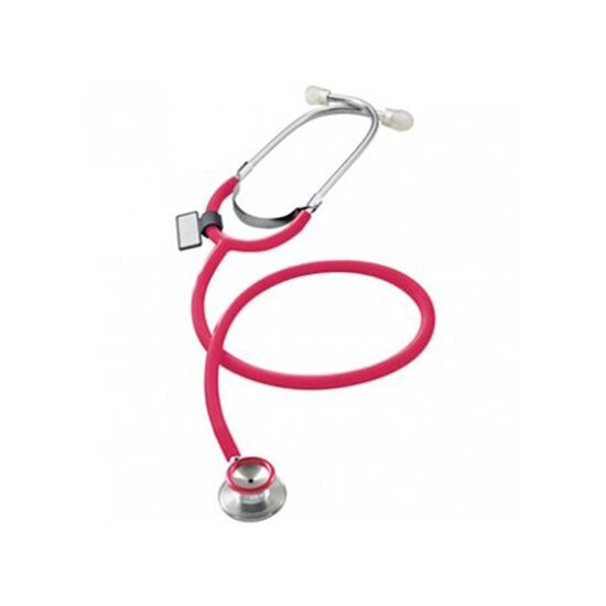 MDF หูฟังทางการแพทย์ Stethoscope DUET 747E#2 (สีแดง)