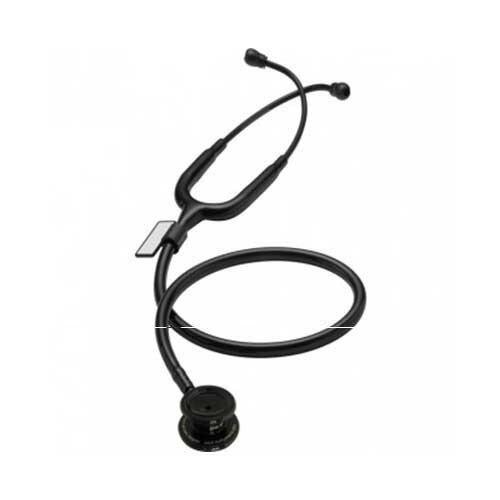 MDF หูฟังทางการแพทย์ สำหรับเด็ก Stethoscope MD One Pediatric 777C#BO (สีดำล้วน)