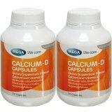 ขาย Mega We Care Calcium D 90แคปซูล 2ขวด ถูก