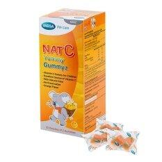 ส่วนลด สินค้า Mega We Care Nat C Yummy Gummyz 1กล่อง แถม1 มูลค่า200