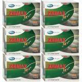 ส่วนลด สินค้า Mega We Care Zemax Sx 30 Capsules Zma เสริมฮอร์โมน สุขภาพเพศชายและกล้ามเนื้อ 30เม็ด X 6กล่อง