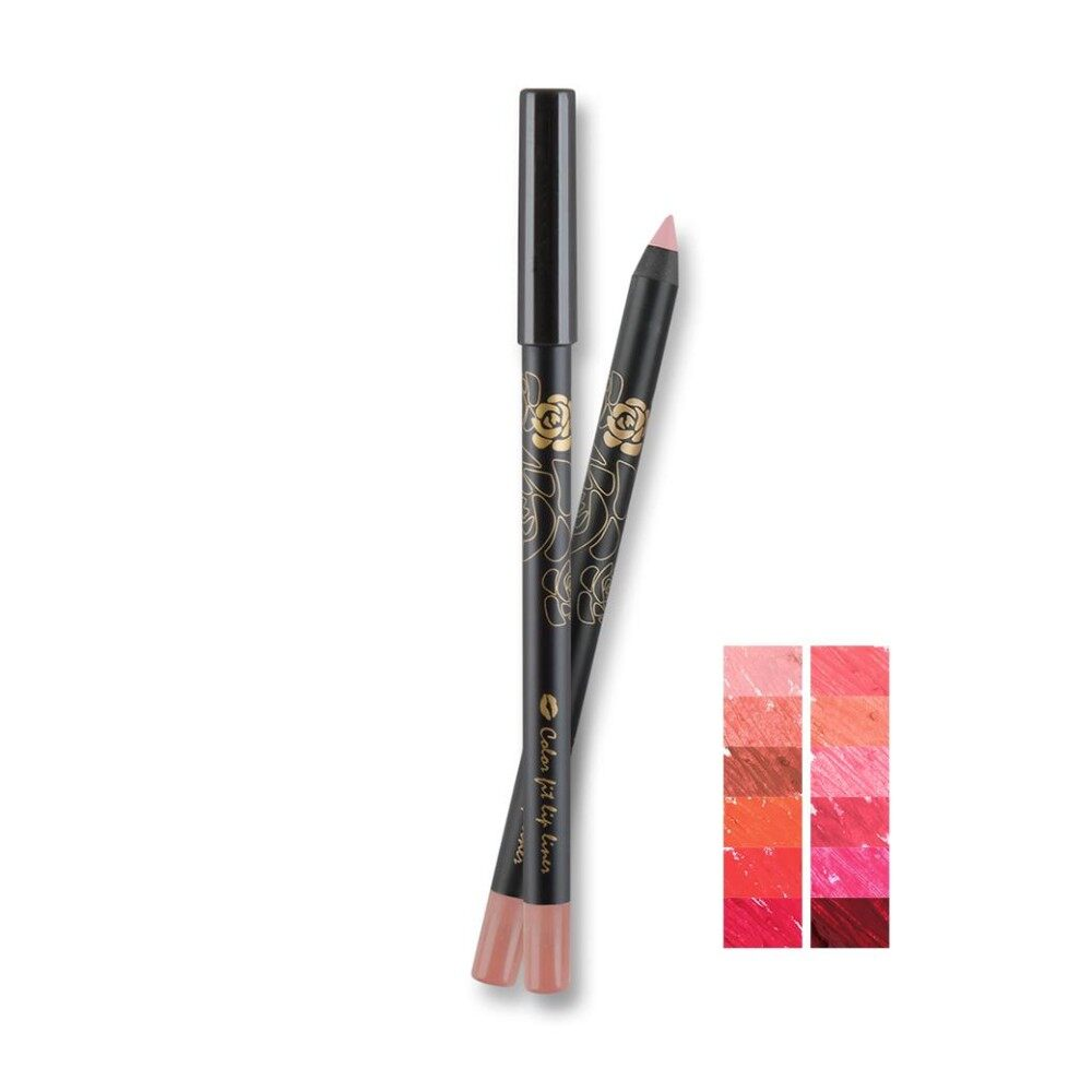 Mei Linda Miracle Color Fit Lip Liner #11 Fuchsia ดินสอขียนขอบปากสี Fuchsia