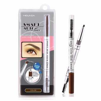 Mei Linda Smart Auto Brow Liner (02 Black Brown)