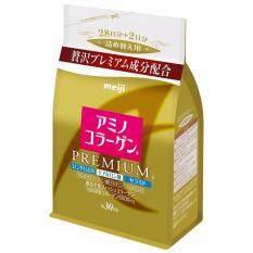 ราคา Meiji Collagen Premium Refill 214 G Meiji
