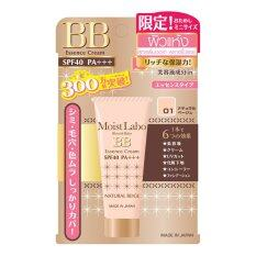 ส่วนลด สินค้า Meishoku Moist Labo Bb Essence Cream Natural Beige Spf40 Pa 15G