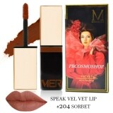 Merrez Ca Speak Velvet Lip 204 Sorbet ถูก