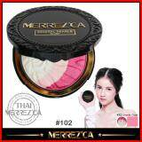 ขาย Merrez Ca Mineral Pearls Blush 102 Sweetie Cheek บรัชออน เมอร์เรซกา Merrezca ออนไลน์ ใน กรุงเทพมหานคร