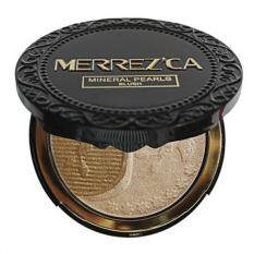 ราคา Merrez Ca Mineral Pearls Blush 301 Highlight Bronzer ออนไลน์