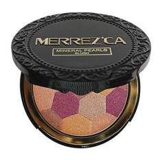 ขาย Merrez Ca Mineral Pearls Blush 302 Double Orange ถูก
