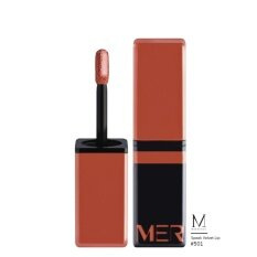 ทบทวน Merrez Ca Speak Velvet Lip 501 Poppy Flower Merrez Ca