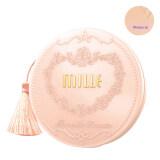 ราคา Mille Mineral Snail Collagen Pact Spf 25 Pa 2 Natural เหมาะสำหรับผิวสองสี เป็นต้นฉบับ Mille