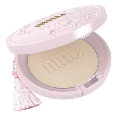 ราคา Mille Super Collagen Rose Pactแป้งพัฟสูตรผสมคอลลาเจนSpf25 Pa 1 Light ราคาถูกที่สุด
