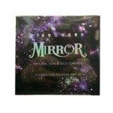 ราคา Mirror Natural Skin Oil Control Foundation Powder Spf20 แป้งพัฟผสมรองพื้นและมีกันแดด 02 1 ตลับ Mirror เป็นต้นฉบับ