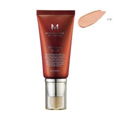 ส่วนลด Missha M Perfect Cover Bb Cream Spf42 Pa บีบีมิซซาหลอดแดง ช่วยการปกปิด ให้ผิวเรียบเนียน 50Ml No 21 สำหรับผิวขาวเหลือง Missha กรุงเทพมหานคร