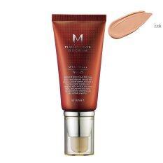 ราคา Missha M Perfect Cover Bb Cream Spf42 Pa บีบีมิซซาหลอดแดง ช่วยการปกปิด ให้ผิวเรียบเนียน 50Ml No 23 สำหรับผิวสองสี ออนไลน์