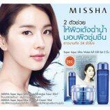 ขาย ซื้อ Missha Super Aqua Ultra Water Full Gift Set 2 Pcs Thailand