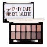 ขาย ซื้อ มิสทิน เทสตี้ คาเฟ่ อาย พาเลท Mistine Tasty Cafe Eye Palette