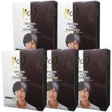 ขาย Mooi Keratin Brown Coloring Shampoo โมอิ เคราติน บราว คัลเลอร์ริ่ง แชมพู แชมพูใช้สำหรับปิดผมขาว ปริมาณ 30Ml 5 ซอง สีน้ำตาล 5 กล่อง ถูก ใน กรุงเทพมหานคร