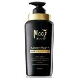 ราคา Mooi Keratin Plus Shampoo Conditioner โมอิ เคราติน พลัส แชมพู แอนด์ คอนดิชันเนอร์ ปริมาณสุทธิ 500 Ml 1 ขวด ราคาถูกที่สุด