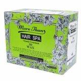 ซื้อ More Than Hair Spa Vitamin Treatment 3D Wax มอร์แดน แฮร์ สปา ทรีทเม้นท์ ครีมบำรุงผมชนิดเข้มข้น กู้ซากผมเสียเร่งด่วน แวกซ์เคลือบเงาเส้นผม แก้ปัญหาผมแตกปลาย ผมขาด ผมร่วง 24 ซอง 1 กล่อง More Than ออนไลน์