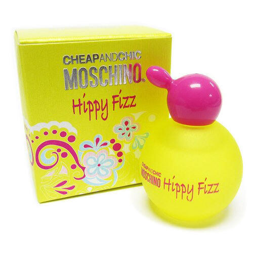 Moschino Cheap And Chic Hippy Fizz EAU DE TOILETTE 4.9 ml.