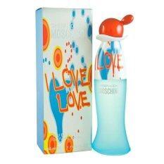ขาย Moschino I Love Love 100 Ml พร้อมกล่อง ออนไลน์
