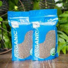 Mr Mrs Chia Seeds ผลิตภัณฑ์เสริมอาหาร เมล็ดเจีย ออร์แกนิค ขนาด 300 กรัม Mr Mrs Quinoa ผลิตภัณฑ์เสริมอาหารคีนัว ขนาด 300 กรัม ใน ไทย