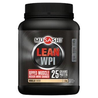 Musashi Lean Whey Protein Isolate Vanilla (900 g.)