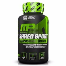 Musclepharm Shread Matrix 60 Cap.