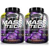 ราคา Muscletech Set Masstech 7Lbs Chocolate X2 Muscletech เป็นต้นฉบับ