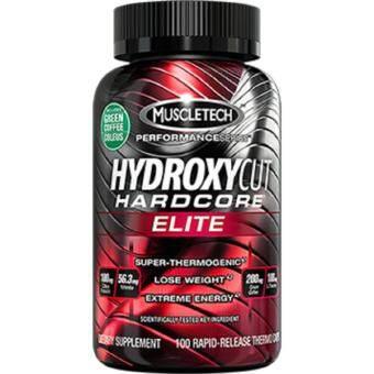 MuscletechHYDROXYCUT HARDCORE ELITE 100capsules