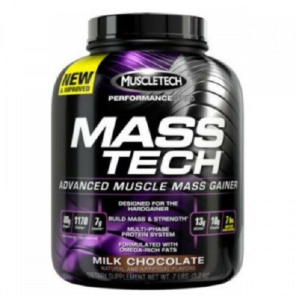 Muscletech MassTech 7lbs Chocolate