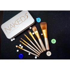 ขาย Naked5 Makeup Cosmetic Brush Set 12 Pcs ชุดแปรงแต่งหน้า 12 ชิ้น Naked3 เป็นต้นฉบับ