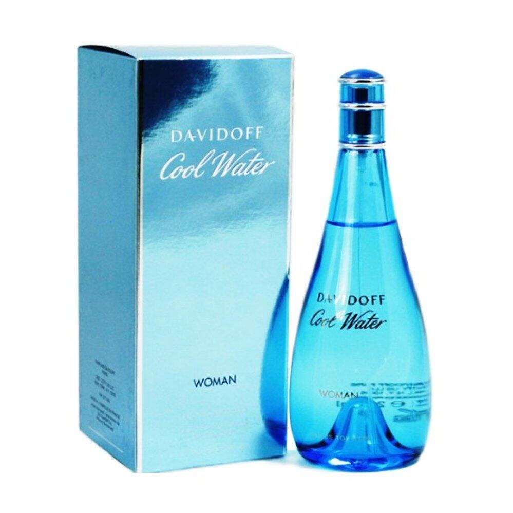 น้ำหอม Davidoff Cool water | for Women | EDT| 100 ml.