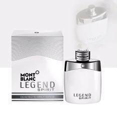 น้ำหอม Montblanc Legend Spirit For Men Edt 100 Ml เป็นต้นฉบับ