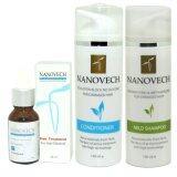ราคา Nanovech 1 เซรั่ม Nanovech สูตร 2 เซรั่มรักษารังแค เชื้อราบนหนังศีรษะ อาการคัน ขนาด 15 มล 2 Nanovech แชมพูล้างสารพิษ Detoxifying Anti Hairloss ขนาด 150 มล 3 Nanovech ครีมนวดไร้สิลิโคน Pollution Block No Silicone ขนาด 150 มล Nanovech ใหม่