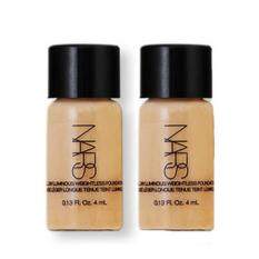 ราคา Nars All Day Luminous Weightless Foundation 4Ml 2 ขวด สี Light5 Fiji