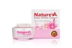 ขาย เนเจอร์เอ เอ็กตร้าไวท์ คอลลาเจน Natruea Extra White Cream ขนาด 30กรัม Unbranded Generic