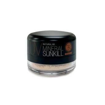 Natural 100 Mineral Sunkill Sun Powder แป้งกันแดดจากธรรมชาติ100% ป้องกันแสงแดดได้ถึง SPF42+++