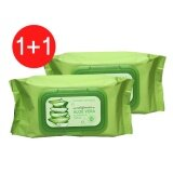ราคา 1 1 Nature Republic California Aloe Vera Cleansing Tissue ใหม่ ถูก