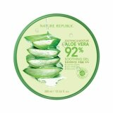 Nature Republic Soothing Moisture Aloe Vera 92 Soothing Gel 300Ml 1 กระปุก ถูก