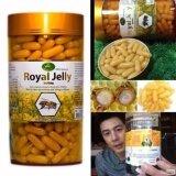 ซื้อ นมผึ้งNature S King Royal Jelly 1000 Mg แบ่งขาย30 Capsules Nature S King