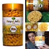 ราคา นมผึ้งNature S King Royal Jelly 1000 Mg แบ่งขาย30 Capsules Nature S King เป็นต้นฉบับ