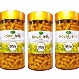 ราคา Nature S King Royal Jellyนมผึ้ง1000 Mg 3กระปุก ถูก