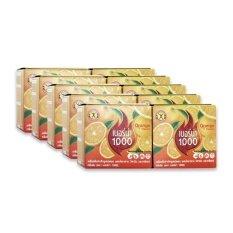 ขาย Naturegift Berna 1000 Orange Flavour เนเจอร์กิฟ เบอร์น่า 1000 กลิ่นส้ม 1 ชุด มี 10 กล่อง กล่องละ 10 ซอง กรุงเทพมหานคร ถูก