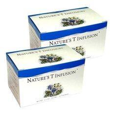 ซื้อ Nature S T Infusion ชาดีท็อกซ์ 30 ซอง 2 กล่อง ใหม่