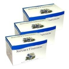 ขาย Nature S T Infusion ชาดีท็อกซ์ 30 ซอง 3 กล่อง ใหม่