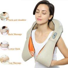 ขาย เครื่องนวด คอ บ่า ไหล่ สะโพก อเนกประสงค์ Neck Kneading Massager ใหม่