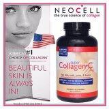 ขาย Neocell Super Collagen C 6000 Mg Usa คอลลาเจน 250 เม็ด ถูก
