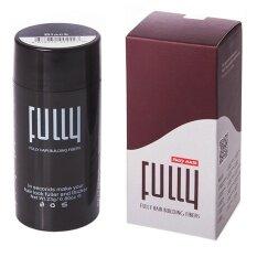 ส่วนลด Niftywell Fully Hair Building Fibers Black ไฟเบอร์ปิดผมบาง 23G สีดำ Niftywell ไทย